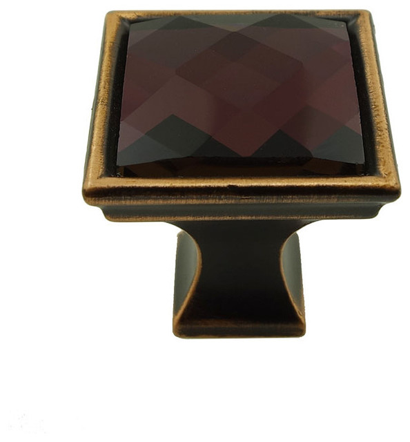 MultiFaceted Majestic Purple Oil Rubbed Bronze Madison ...