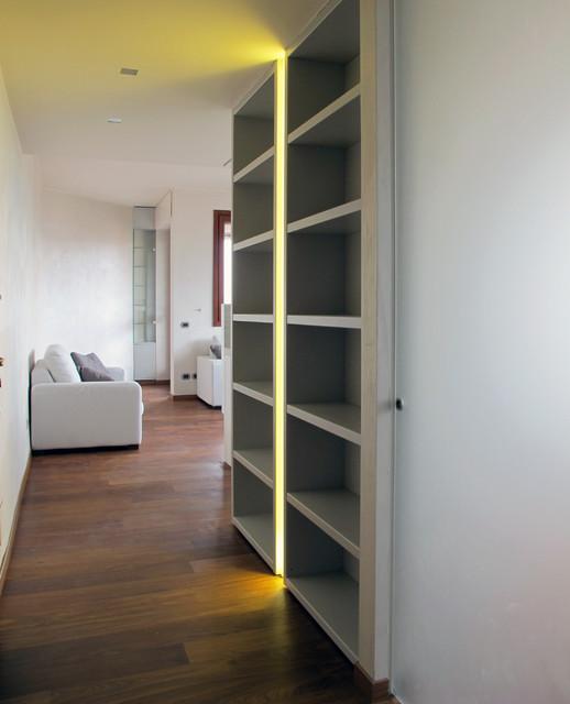 Ristrutturazione interni 90 mq Zona Fiera Milano