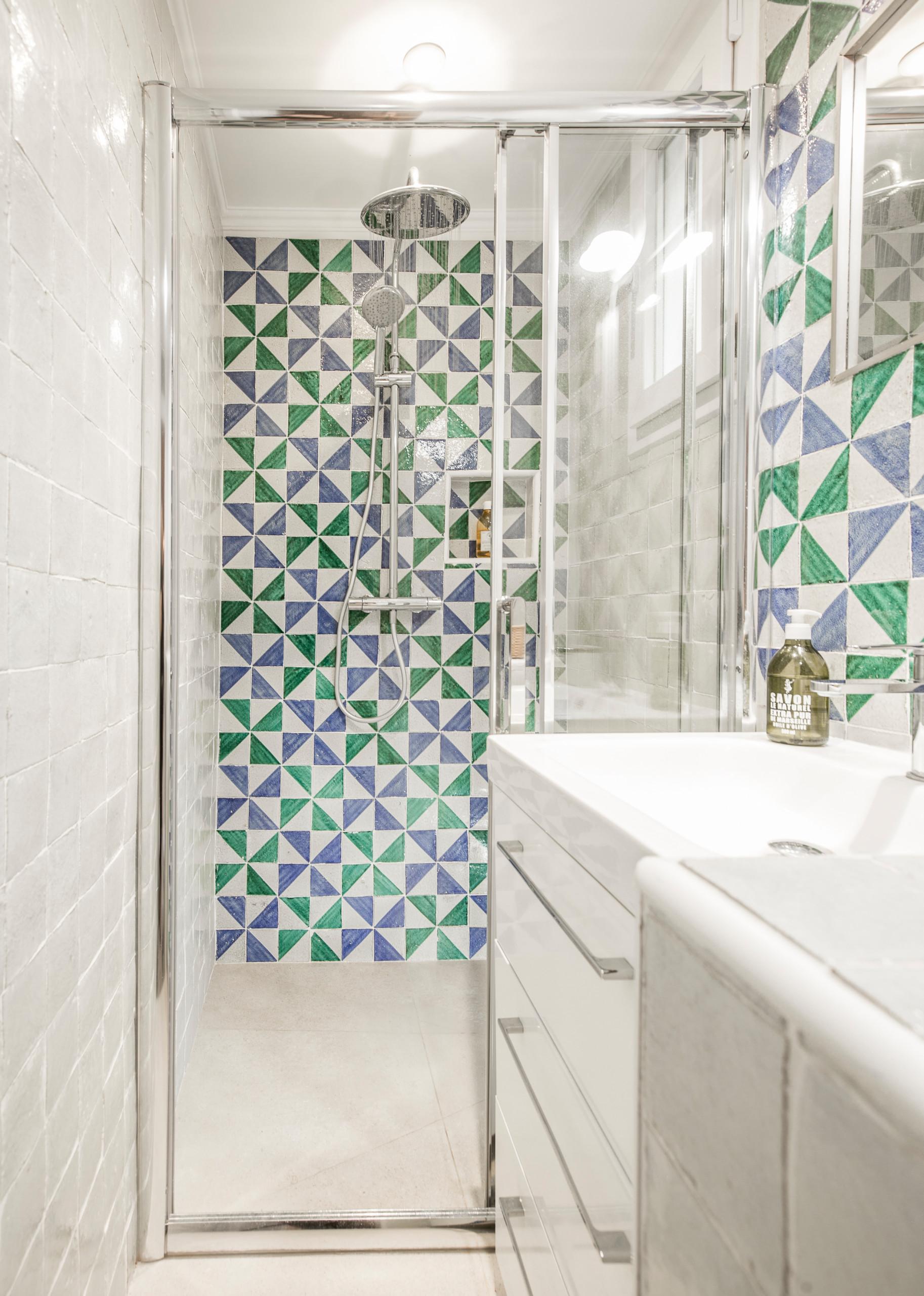 Rénovation d'un appartement haussmannien _ Paris 15ème