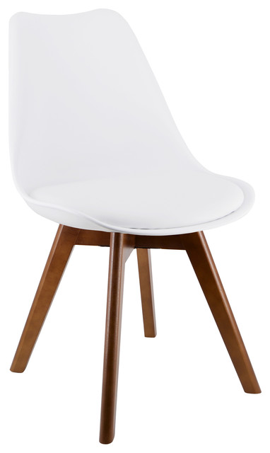 Modern White Nordic Chair Contemporary Dining Chairs By Moycor Vic S L