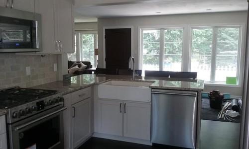 Von Tobel Kitchen Cabinets