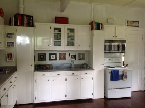 Need help total kitchen remodel 1930 39 s wood home for 1930s style kitchen design