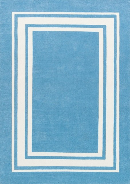 Loloi Piper Pi 12 Blue Sky Rug Transitional Kids Rugs