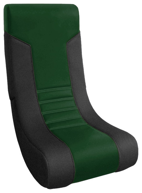 Imperial Ergonomic Green Video Gaming Rocker Chair