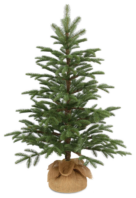 3' Norwegian Seedling Tree - Traditional - Christmas Trees - by National  Tree Company - 3' Norwegian Seedling Tree - Traditional - Christmas Trees - By