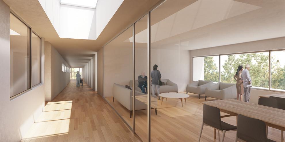 Proyecto de Residencia en Pòrtol, Marratxí, Mallorca