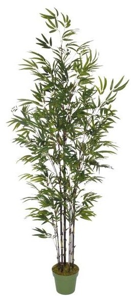 Artificial 6ft Black Bamboo Tree