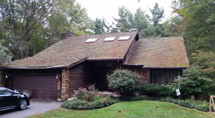 Cedar Home Exterior Renovations And Roof Recommendations