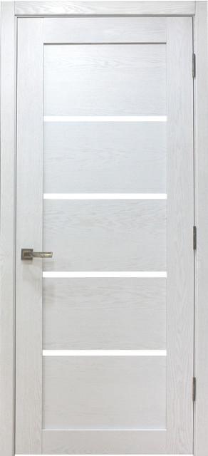 Palermo White Oak Modern Interior Door 23 1 2 X 78 3