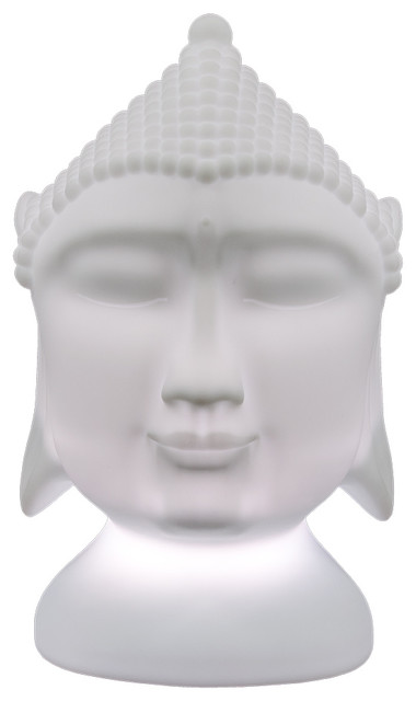 Zena Led Buddha Head Cordless Lamp.