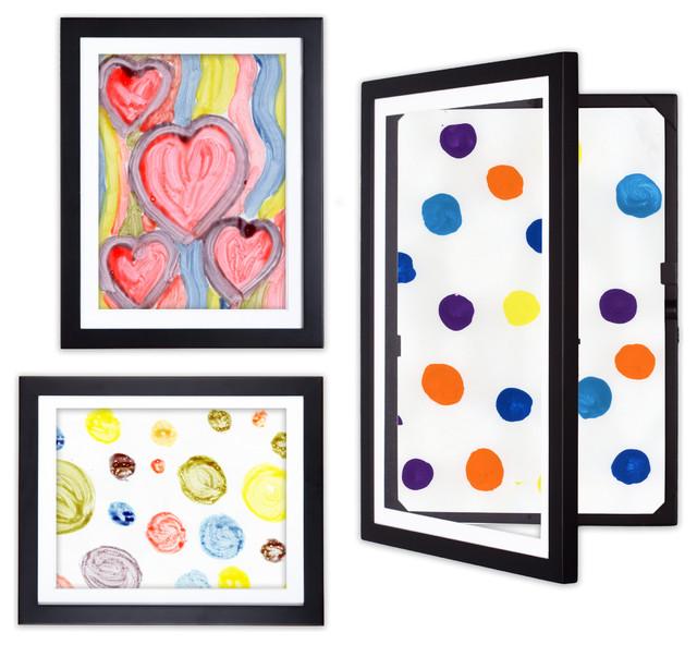 lil davinci art frames 3 piece set 12x18 9x12 85 - Dynamic Frames