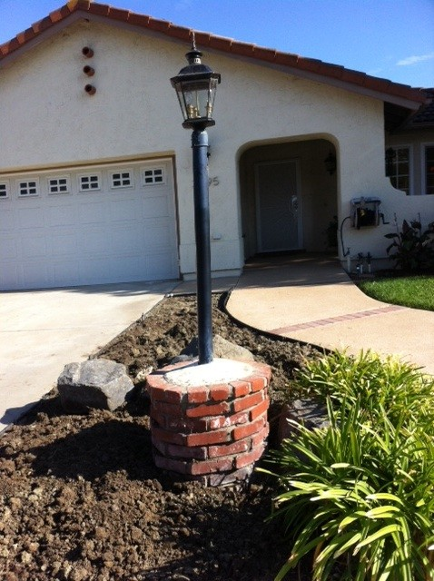 Help Us Update Our Lamp Post