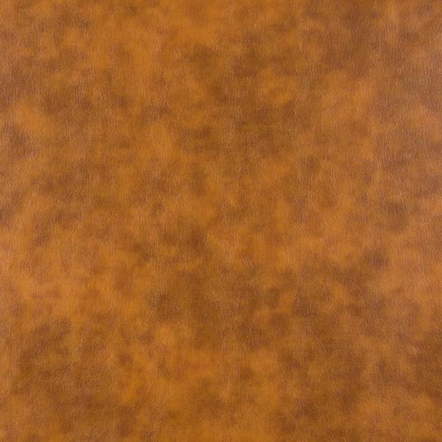 Brown Rich Italian Leather Look Polyurethane By The Yard