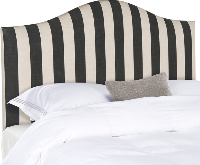 Image Result For Safavieh Carlos Headboard Black And White