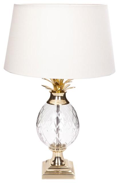 Pineapple lamp for Zara floor lamp bronze