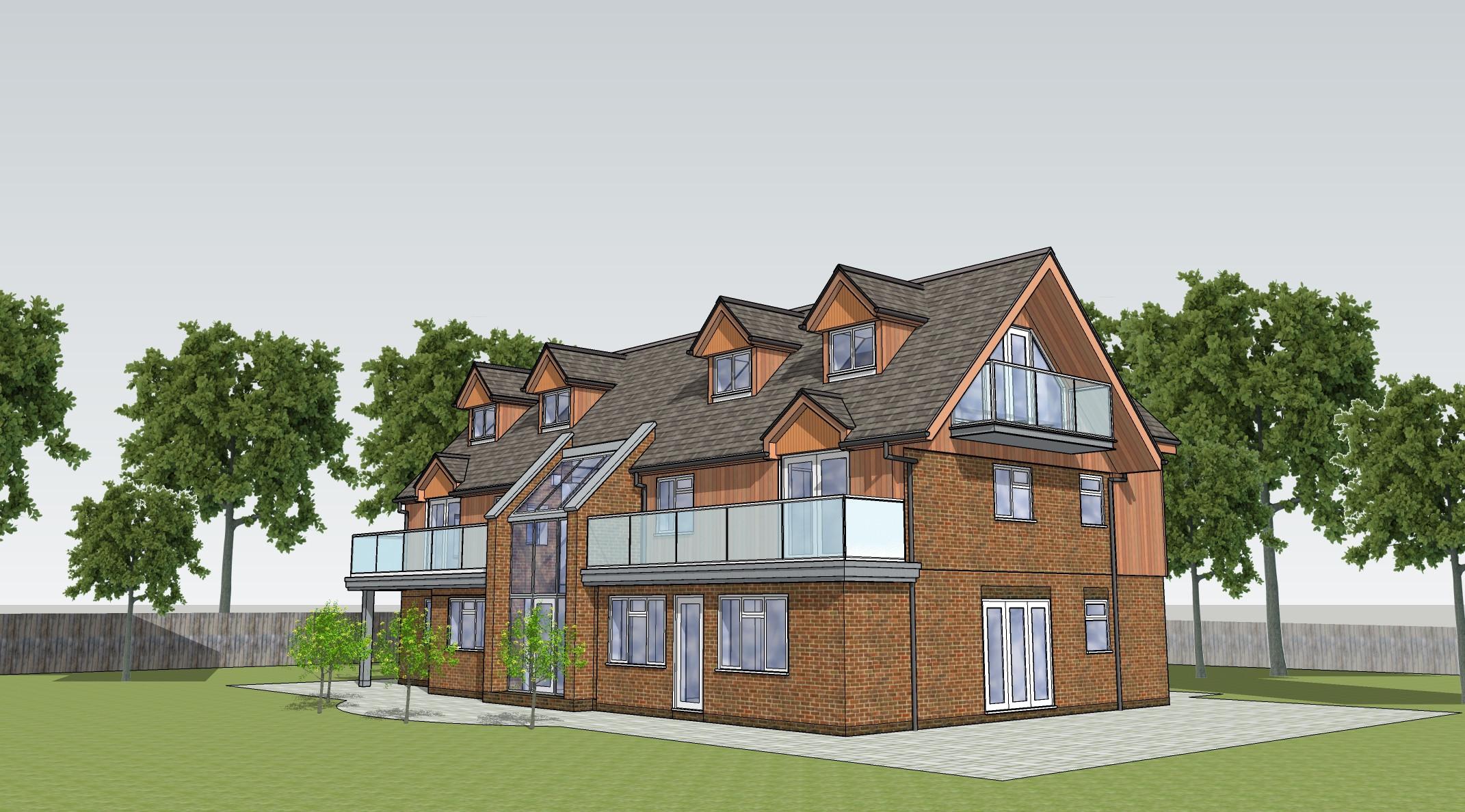 Woodland Cottages Remodelling Designs