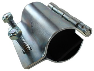 """3/4"""" Pipe Repair Clamp - Modern - Hand Tools And Tool Sets - by Greschlers Hardware"""