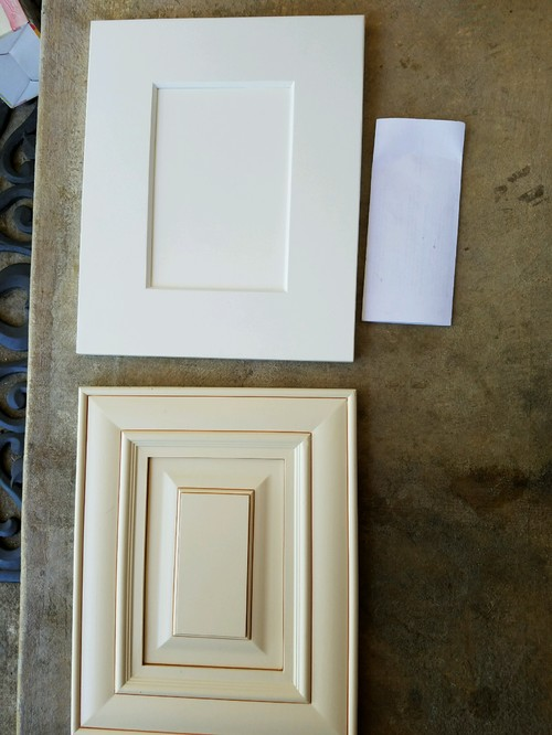 Ivory Kitchen Cabinets Part - 28: Need To Choose - White Or Ivory Kitchen Cabinets