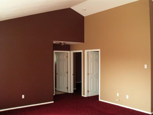 Dark Red Carpet Ideas