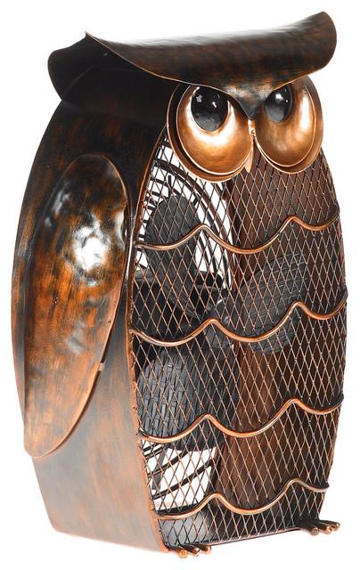 Figurine Fan, Owl