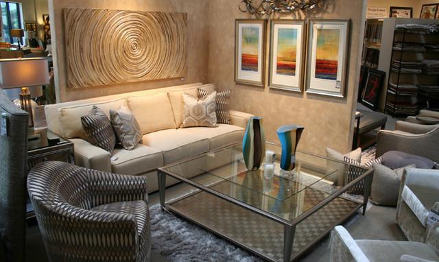 Living Room Furniture Showroom