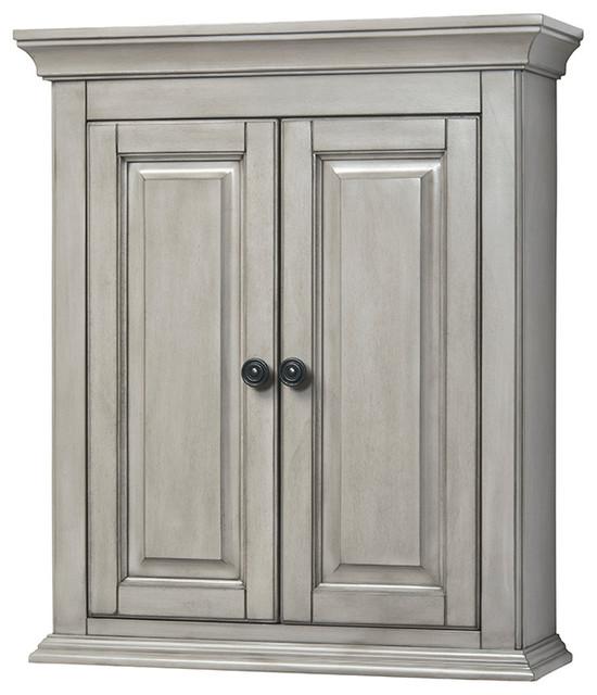 Alonzo Wall Cabinet traditional-bathroom-cabinets-and-shelves - Alonzo Wall Cabinet - Traditional - Bathroom Cabinets And Shelves