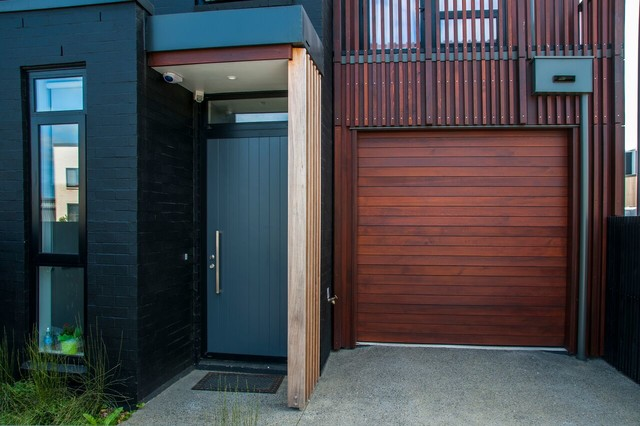 Fibreglass Entry Doors Modern Exterior Other By Parkwood Doors
