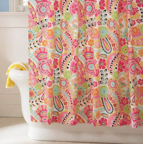 Bohemian Shower Curtains Home Design Ideas And Pictures