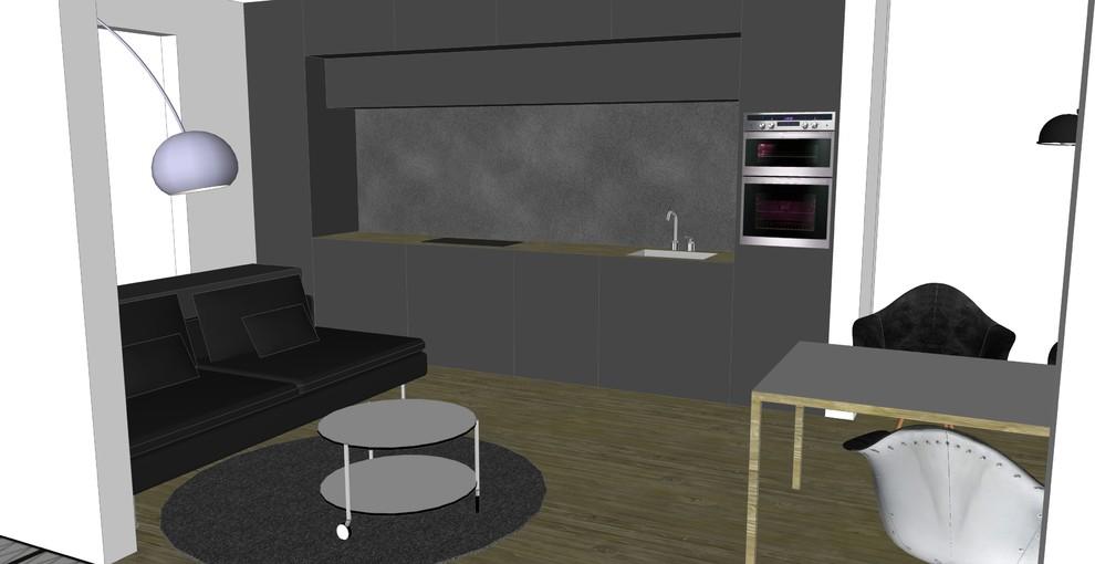 Houzz Wohnküche Bid 3
