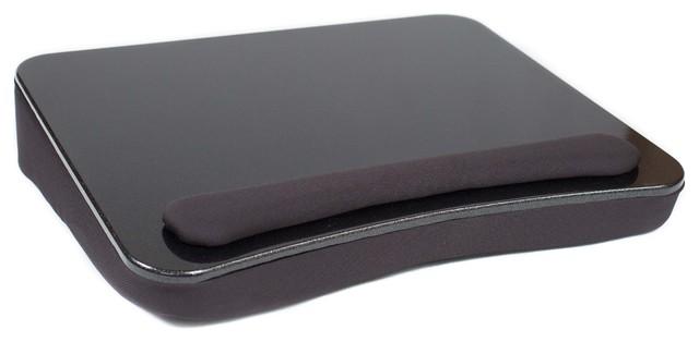6dd65e4c6b39 Sofia and Sam All-Purpose Lap Desk With Memory Foam Cushion, Black