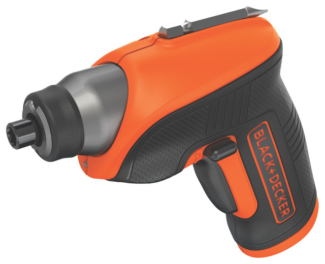 Black And Decker Bdcs30c 4 Volt Max Lithium Cordless Rechargeable Screwdriver.