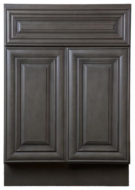 Beau Kensington Mist Kitchen Cabinets Contemporary