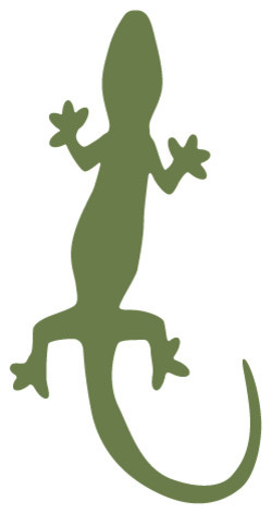 The o'jays, Lizards and Stencils on Pinterest