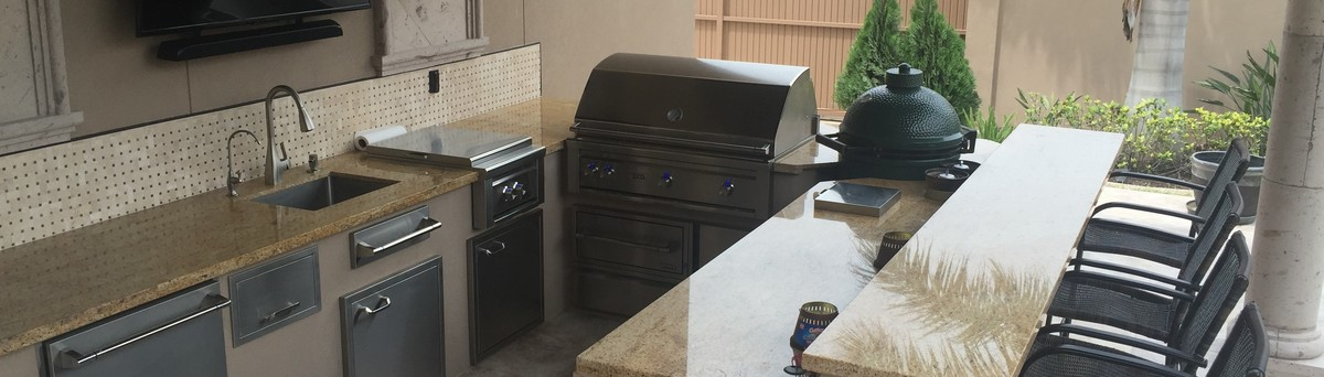 Grill Street Outdoor Kitchen And Backyards   Mcallen, TX, US 78504