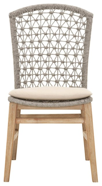 Lace Dining Chairs, Set Of 2.