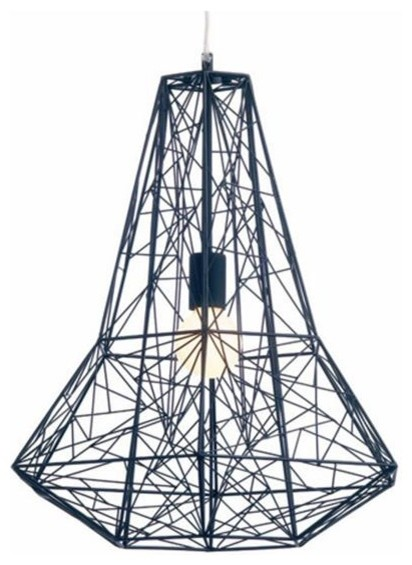 Apollo Wire Cage Pendant Light