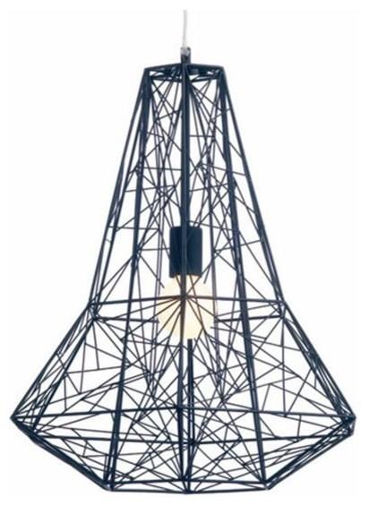 Apollo Wire Cage Pendant Light
