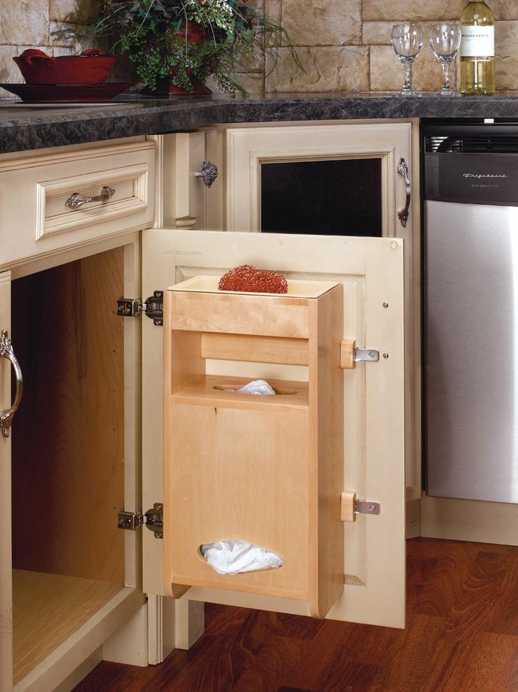 Rev-A-Shelf 4SPBD-18 4SPBD Series Grocery Bag Holder for 18in Base Cabinets