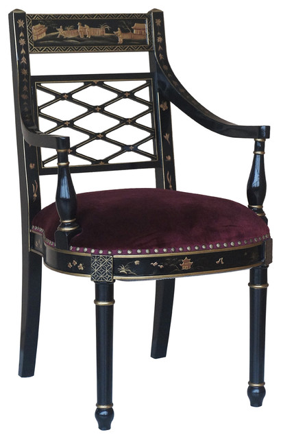 Arm Chair - Traditional - Armchairs And Accent Chairs - by ...
