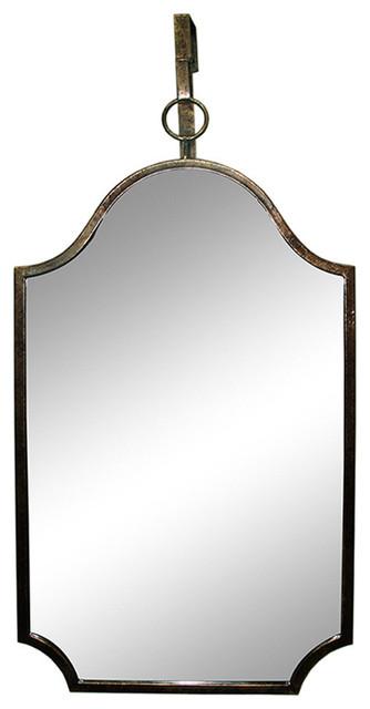 Cuadra Gold Mirror.