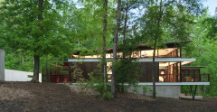 Houzz Tour: Couple Meet in the Middle of Their Forever Home