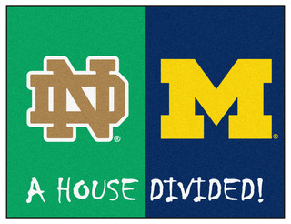 Michigan Wolverines Vs Notre Dame Fighting Irish Rivalry