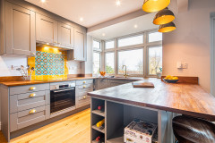 Kitchen Tour: A Redesign Creates a Roomy Space Without Extending