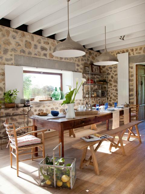 El Mueble, Magazine,Rba Revistas,Project:Becara - Casa de campo ...
