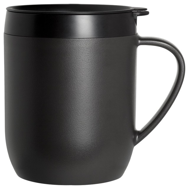 Zyliss French Press And Coffee Mug, Single Serve.