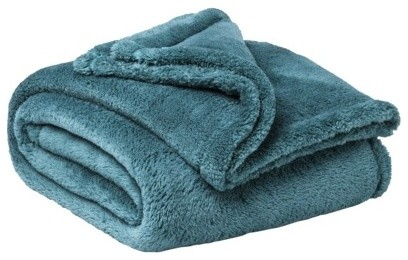 Threshold Fuzzy Throw Contemporary Throws By Target