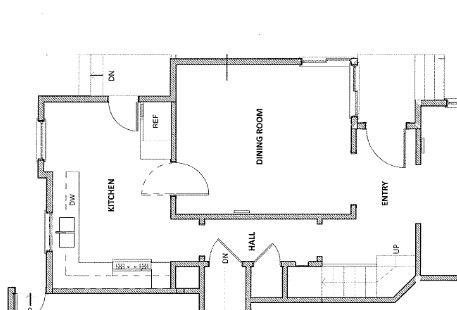 Should I Combine Kitchen Dining Room Into One Large