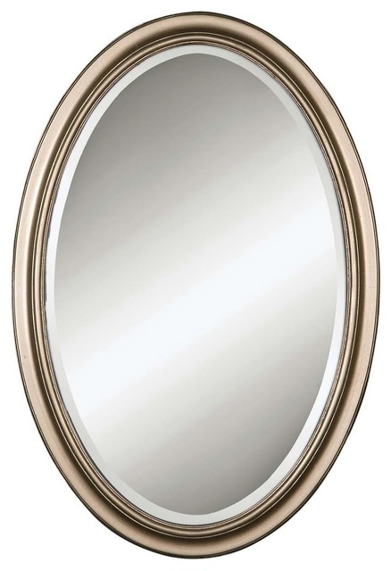 Classic Oval Vanity Mirror by Uttermost