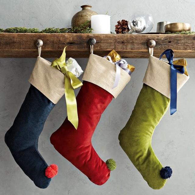 Velvet Stockings