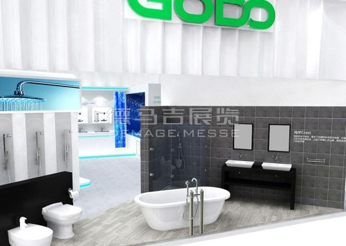 Post Rendered Pics By House Design Company In A Trade Show